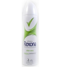 REXONA ALOE VERA DESODORANTE SPRAY 200ML