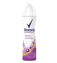 REXONA RADIANT SUNSHINE DESODORANTE SPRAY 200ML