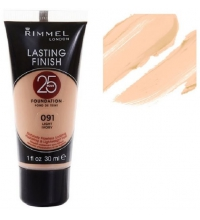 RIMMEL LASTING FINISH 25 H. FOUNDATION