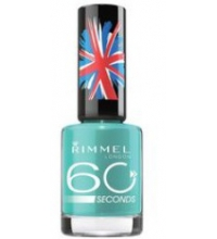 RIMMEL LONDON 60 SECOND MINTILLICIOUS 210 8ML