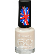 RIMMEL LONDON 60 SECOND ALASKA 711 8ML