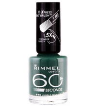 RIMMEL LONDON 60 SECOND JUNGLE FEVER 846 8ML
