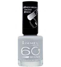 RIMMEL LONDON 60 SECOND LITTLE BO PEEP 713 8ML