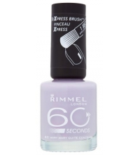 RIMMEL LONDON 60 SECOND MARY MARY QUITE CONTRARY 621 8ML