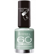 RIMMEL LONDON 60 SECOND ROUND & ROUND THE GARDEN 813 8ML