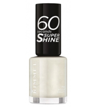RIMMEL LONDON 60 SECOND SILVER BULLET 730 8ML