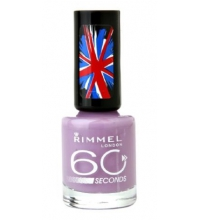 RIMMEL LONDON 60 SECOND SWEET LAVENDER 420 8ML