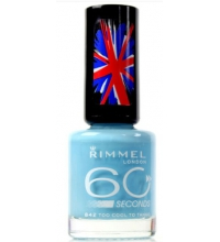 RIMMEL LONDON 60 SECOND TOO COOL TO TANGO 842 8ML