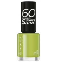 RIMMEL LONDON 60 SECOND WEDGE OF LIME 460 8ML