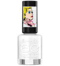RIMMEL LONDON 60 SECOND WHITE HOT LOVE 703 8ML