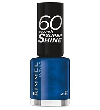 RIMMEL LONDON 60 SECOND AZURE 815 8ML