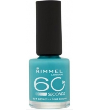 RIMMEL LONDON 60 SECOND DISTRICTLY COME DANCING 504 8ML