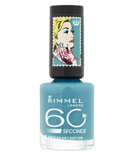 RIMMEL LONDON 60 SECOND DO NOT DISTURB 863 8ML