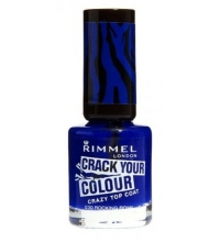 RIMMEL LONDON CRACK YOUR COLOUR ROCKING ROYAL 030 8ML