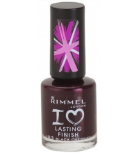 RIMMEL LONDON LASTING FINISH BLACK CHERRIES 193 8ML