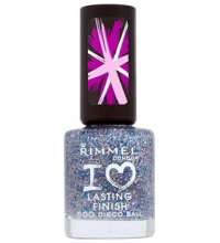 RIMMEL LONDON LASTING FINISH DISCO BALL 500 8ML