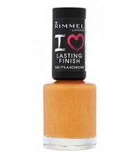 RIMMEL LONDON LASTING FINISH ITS A SCORCHER 504 8ML