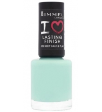 RIMMEL LONDON LASTING FINISH KEEP CALM & PLAY 602 8ML