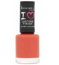 RIMMEL LONDON LASTING FINISH KEEP CALM & SHOP 601 8ML