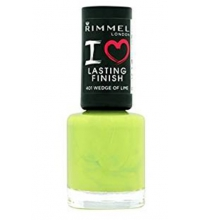 RIMMEL LONDON LASTING FINISH WEDGE OF LIME 401 8ML