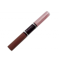 RIMMEL LONDON LASTING FINISH KISS & STAY LIPGLOSS BRILLANT