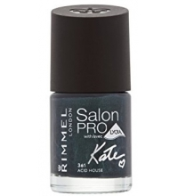 RIMMEL LONDON NAIL POLISH SALON PRO ACID HOUSE 361 12ML