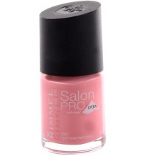 RIMMEL LONDON NAIL POLISH SALON PRO ISNT SHE PRECIOUS 247 12ML