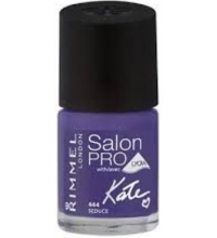 RIMMEL LONDON NAIL POLISH SALON PRO SEDUCE 444 12ML