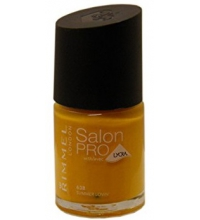 RIMMEL LONDON NAIL POLISH SALON PRO SUMMER LOVIN 638 12ML