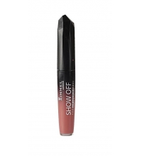 RIMMEL LONDON LIPGLOSS SHOW OFF MATTE APOLLO 602 5ML