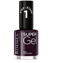 RIMMEL LONDON SUPER GEL ESMALTE DE UÑAS 065 DEVOTION