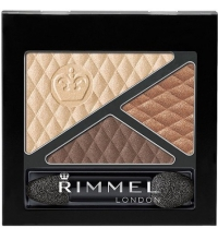 RIMMEL LONDON GLAM EYES TRIO EYE SHADOW