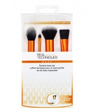 REAL TECHNIQUES FLAWLESS BASE SET 5 PIEZAS