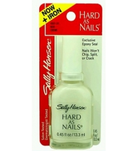 SALLY HANSEN HARD AS NAILS BOO CREME 13.3ML
