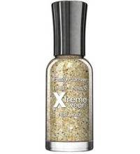 SALLY HANSEN HARD AS NAILS XTREME GLITTER GUN 540 11.8ML