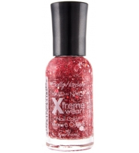 SALLY HANSEN HARD AS NAILS XTREME ROSY SHOOTER 520 11.8ML
