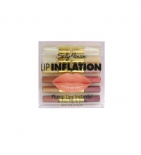 SALLY HANSEN LIP INFLATION MINI LIP GLOSS SET REGALO