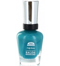 SALLY HANSEN SALON MANICURE BLUE STREAK 673 14.7ML