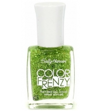 SALLY HANSEN COLOUR FRENZY GREEN MACHINE 370 11.8ML