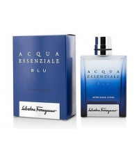 SALVATORE FERRAGAMO ACQUA ESSENZIALE BLU AFTER SHAVE 100ML