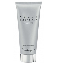 SALVATORE FERRAGAMO ACQUA ESSENZIALE COLONIA SHOWER GEL 200 ML