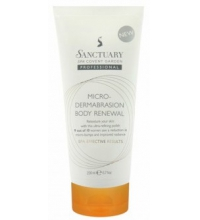 SANCTUARY SPA PROFESSIONAL MICRO-DERMABRASION BODY RENEWAL 200 ML