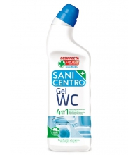 SANICENTRO GEL WC DESINFECTANTE AROMA