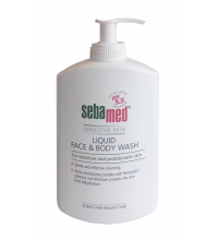 SEBAMED LIMPIADOR FACIAL Y CORPORAL 300 ML