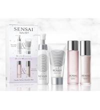 SENSAI SAHO SET 2018 (PURIF.CLEANSING, SOAP, LOTION II, EMULSION II)