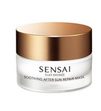SENSAI SILKY BRONZE AFTERSUN REPAIR MASK MASCARILLA PARA CUERPO INTENSIVA 60 ML