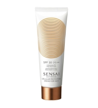 SENSAI SILKY BRONZE CELLULAR PROTECTIVE CREAM FACE SPF 30 50 ML