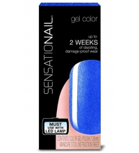 SENSATIONAIL GEL DE UÑAS COLOR SOMETHING BLUE 7.39 ML