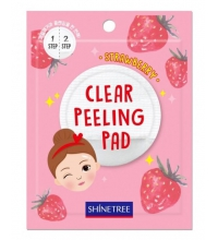 Strawberry Clear Peeling Pad