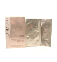 SHISEIDO BENEFIANCE PURE RETINOL INSTANT REVITALIZING FACE MASK X 4
